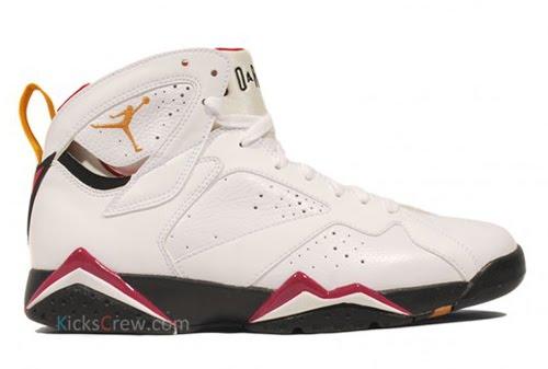 Walk Wit em  Air Jordan 7 Cardinal 2011 15f0426608