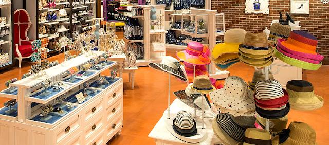 Marketplace no Disney Springs em Orlando