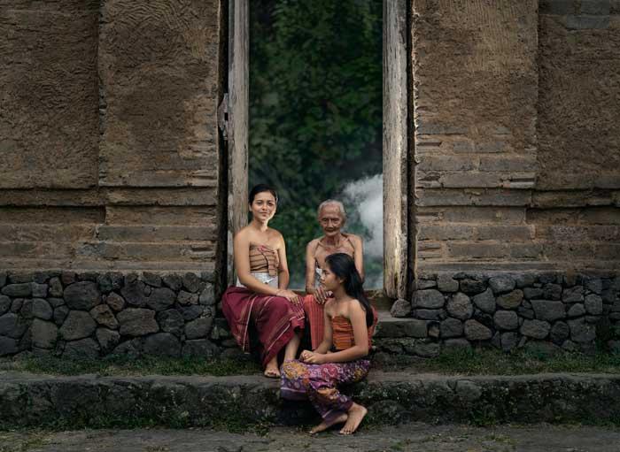Lokasi Desa Bali Aga Tenganan Pegringsingan