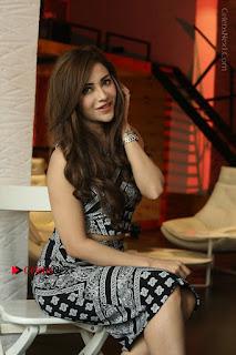 Telugu Actress Angela Krislinzki Latest Pos in Short Dress  0138.JPG