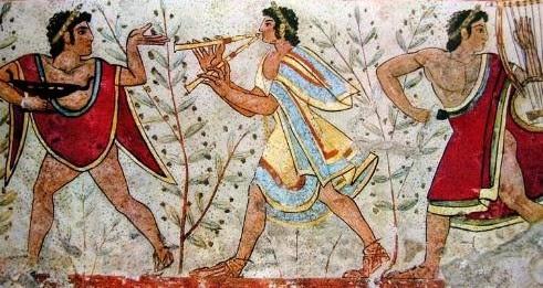 Los etruscos en la historia de Roma