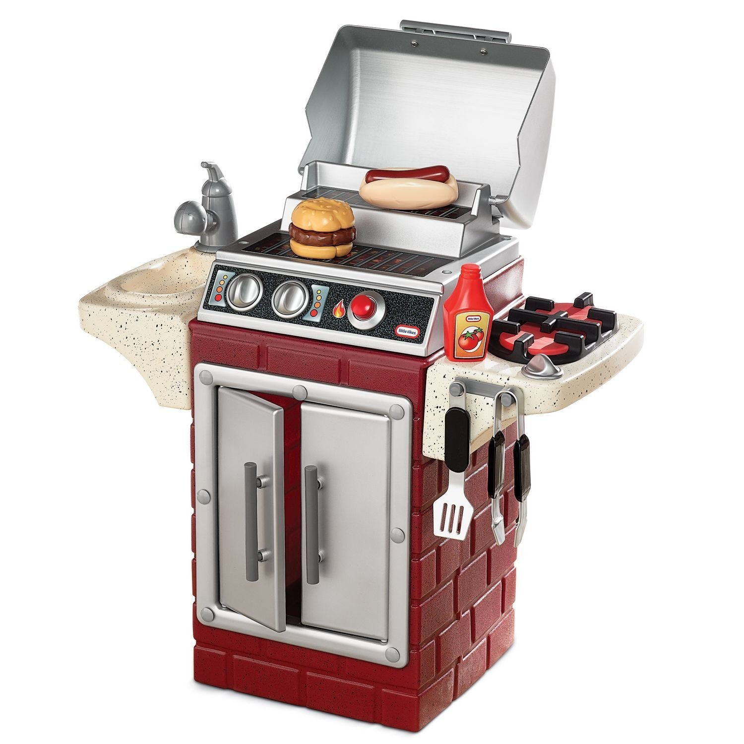 Total Fab: Kids\' Outdoor Play Kitchens and Toy Grills