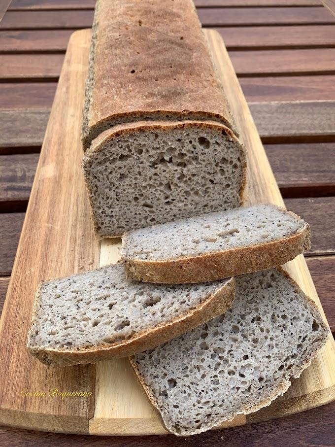 Pan de molde 4 semillas sin gluten