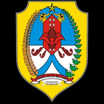 Logo Kabupaten Melawi PNG