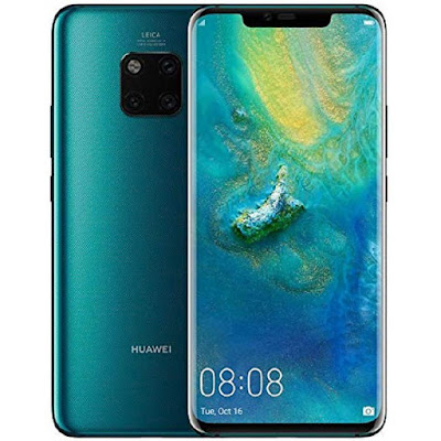 Huawei Mate 20 Pro verde