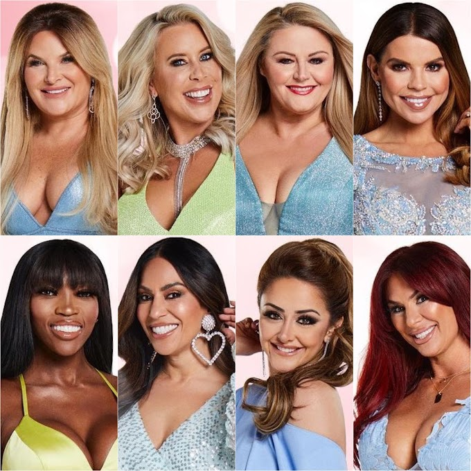 The Real Housewives Of Cheshire Season 13 Official Cast Portraits!