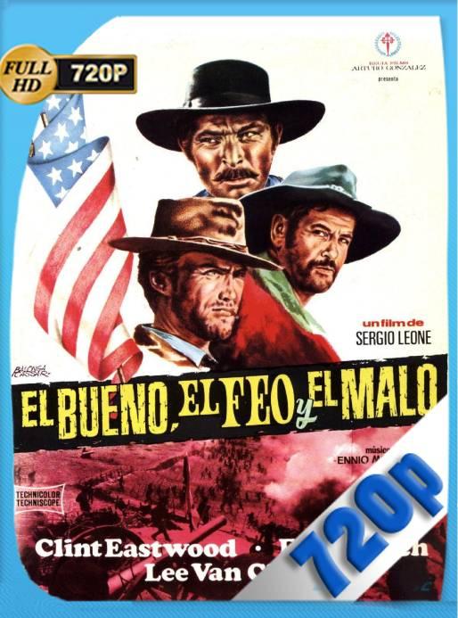 El Bueno, El Feo y El Malo (1966) BRRip 720p Latino [GoogleDrive] Ivan092