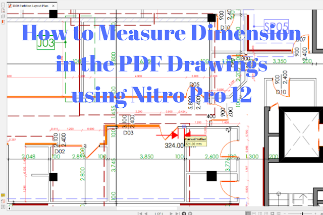 Calibrate pdf drawing with its scale to find other missing dimensions in the pdf drawings, how to find dimensions in pdf drawings, how to find missing measurements in pdf drawings, how to find missing distance in pdf drawings, nitro pro lesson, find missing dimensions in pdf drawings using nitro pro, download nitro pro, how to edit pdf drawing, pdf drawing measurement