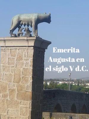 Emerita Augusta en el siglo V