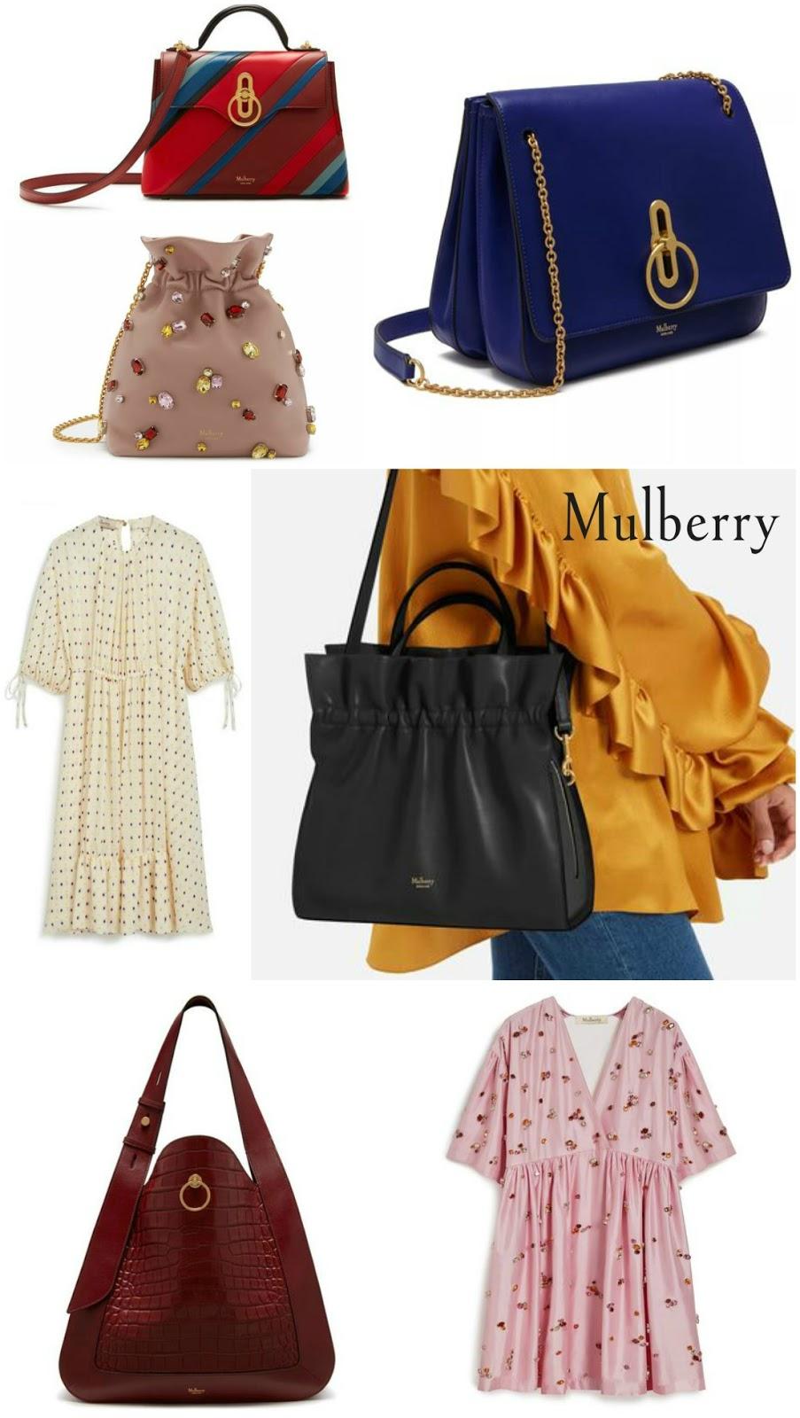 Mulberry SS18: Wishlist