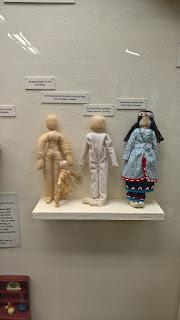 Iroquois dolls