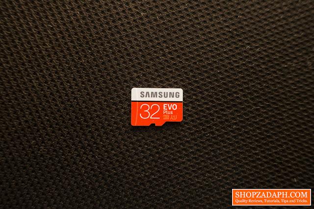 how to spot a fake samsung micro sd card
