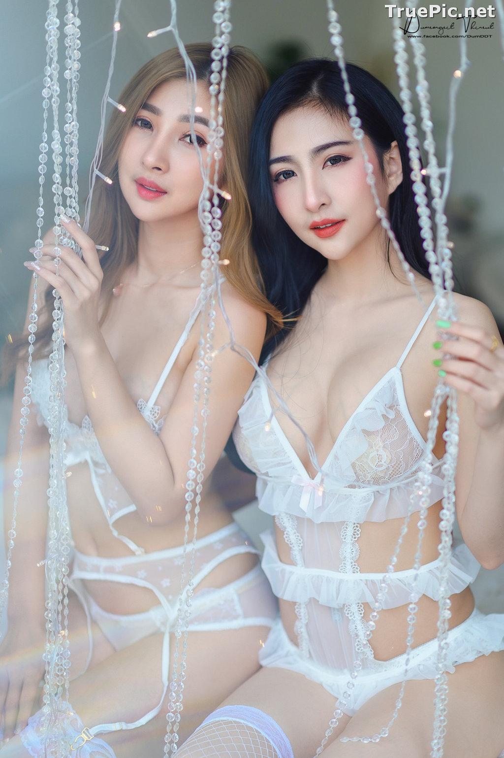 Image Thailand Model - Pattamaporn Keawkum & Anita Bunpan - Girls & Light - TruePic.net - Picture-1
