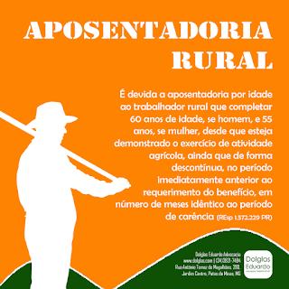 Aposentadoria rural requisitos inss segurado especial reforma previdência
