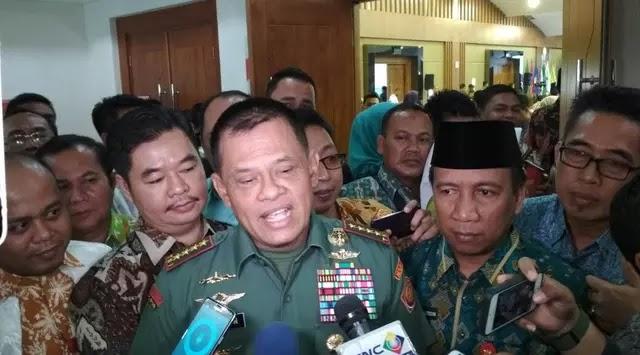 Lagi, Panglima TNI Tegaskan Aksi Bela Islam Membuat Dunia Kagum Terhadap Muslim Indonesia