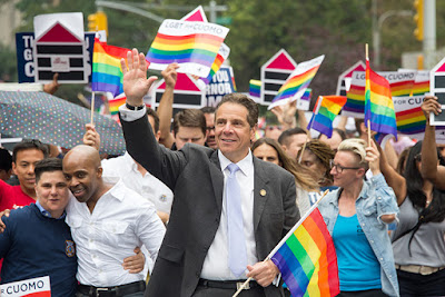 New York becomes 15th state to ban 'gay conversion therapy'