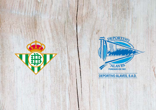 Real Betis vs Deportivo Alavés -Highlights 16 July 2020