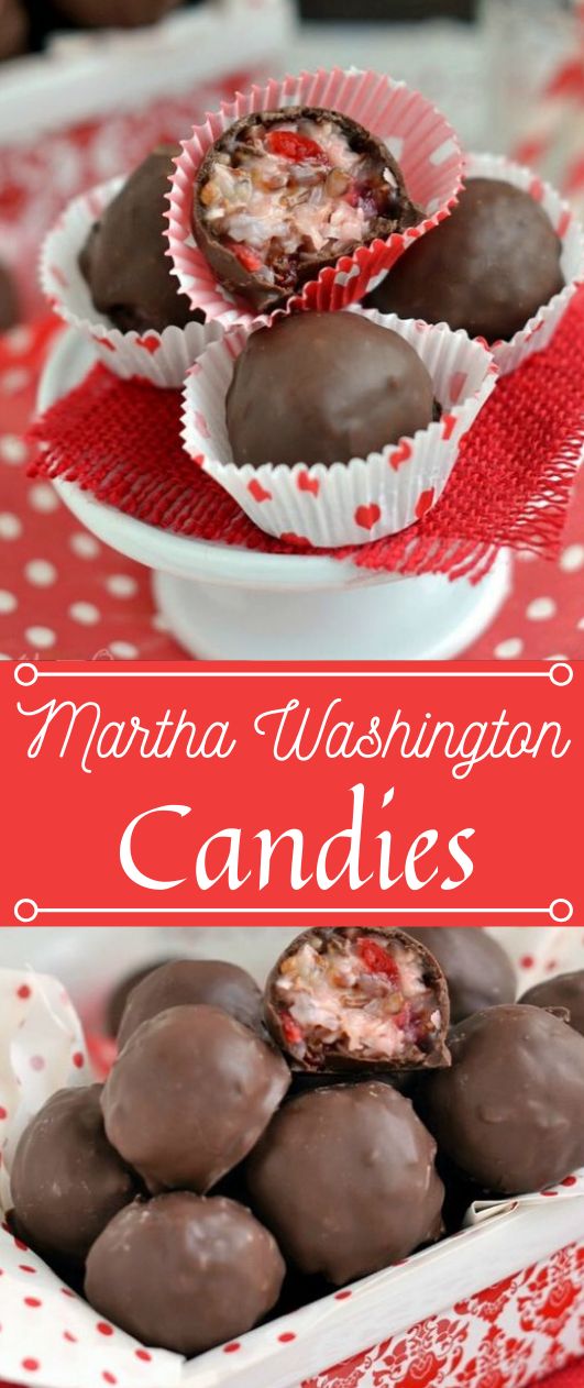 MARTHA WASHINGTON CANDIES #desserts #cakes #bart #pumpkin #party