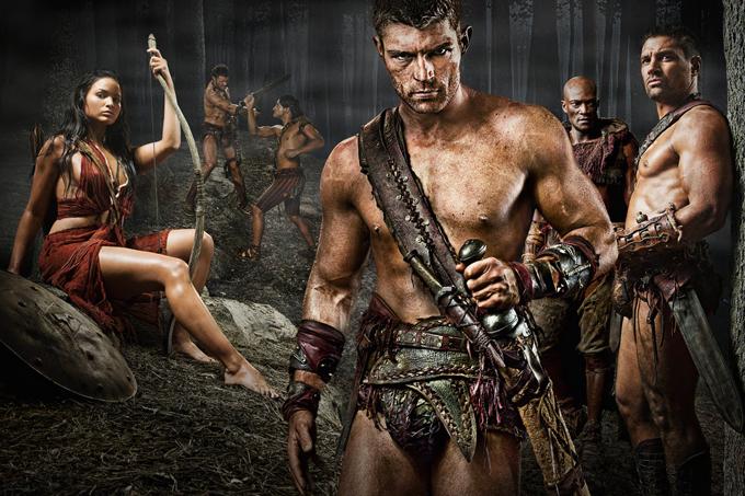 Spartacus Temporada 3 y 4