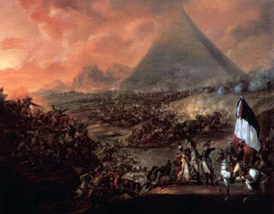 piramisok harca