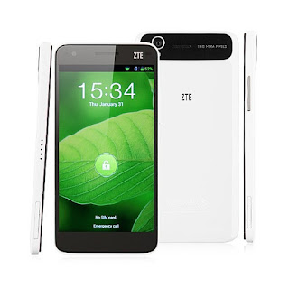 Firmware ZTE Grand S Athena V988 Stock ROM