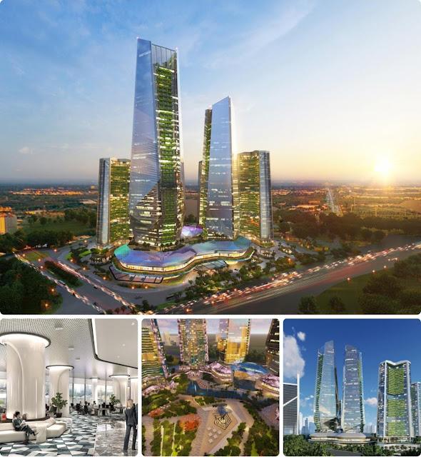 Dự án Sunshine KS Finance Hà Nội Ciputra