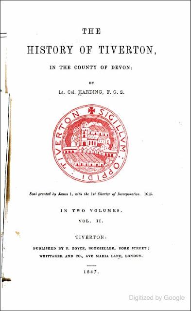 Harding, Vol II (1847)
