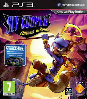 SLY COOPER THIEVES IN TIME PS3 TORRENT