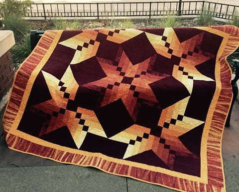 Binding Tool Star Quilt Free Tutorial