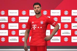 eFootball PES 2020 App Bayern Munich