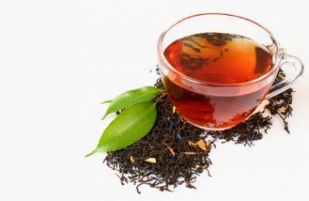 الشاي الأحمر