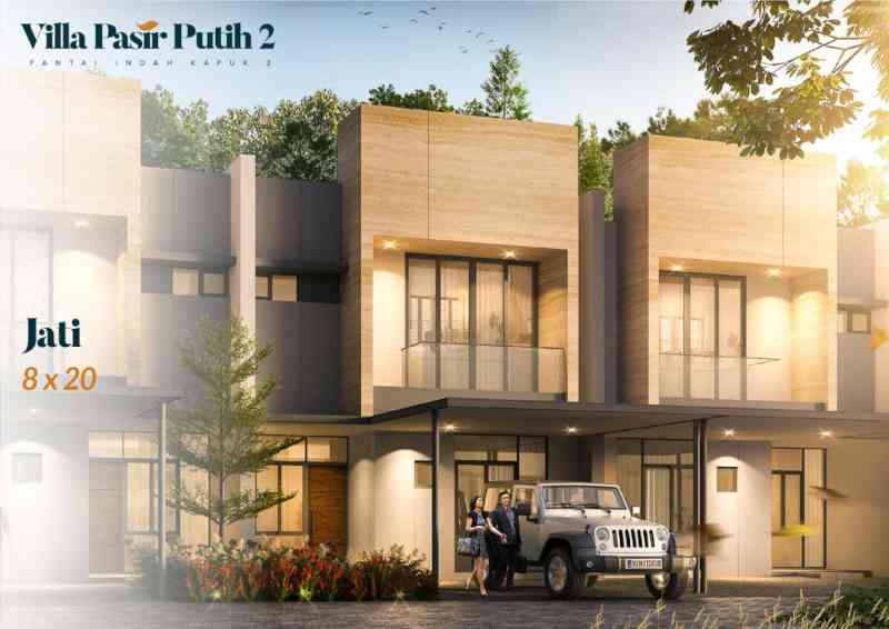 Villa Pasir Putih 2 Tipe Jati
