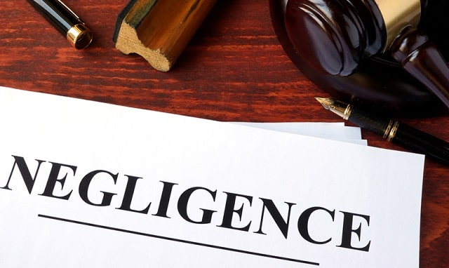 can you sue a business for negligence lawsuit injury