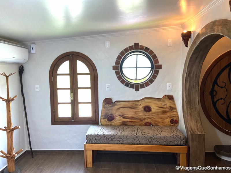 Casa Hobbit na Serra Gaúcha
