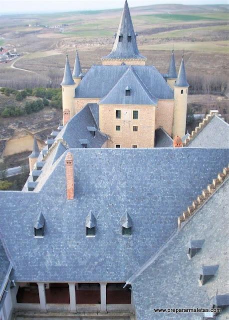 que ver provincia de Segovia