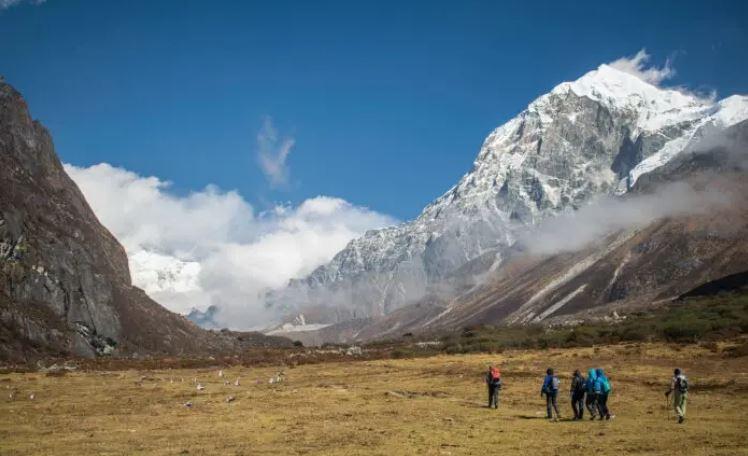 Sikkim visit in summer