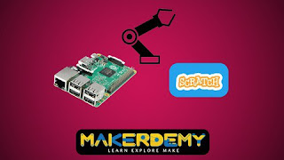 Physical Computing with Scratch using Raspberry Pi
