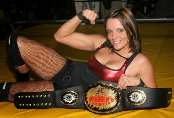 Brittany Force - Female Wrestling