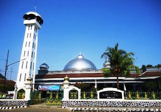 masjid agung pemalang alun alun pemalang