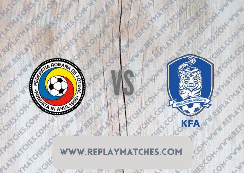 Romania U23 vs Korea Republic U23 -Highlights 25 July 2021
