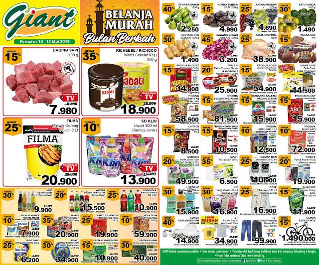 #Giant - #Promo #Katalog JSM Periode 10 - 12 Mei 2019