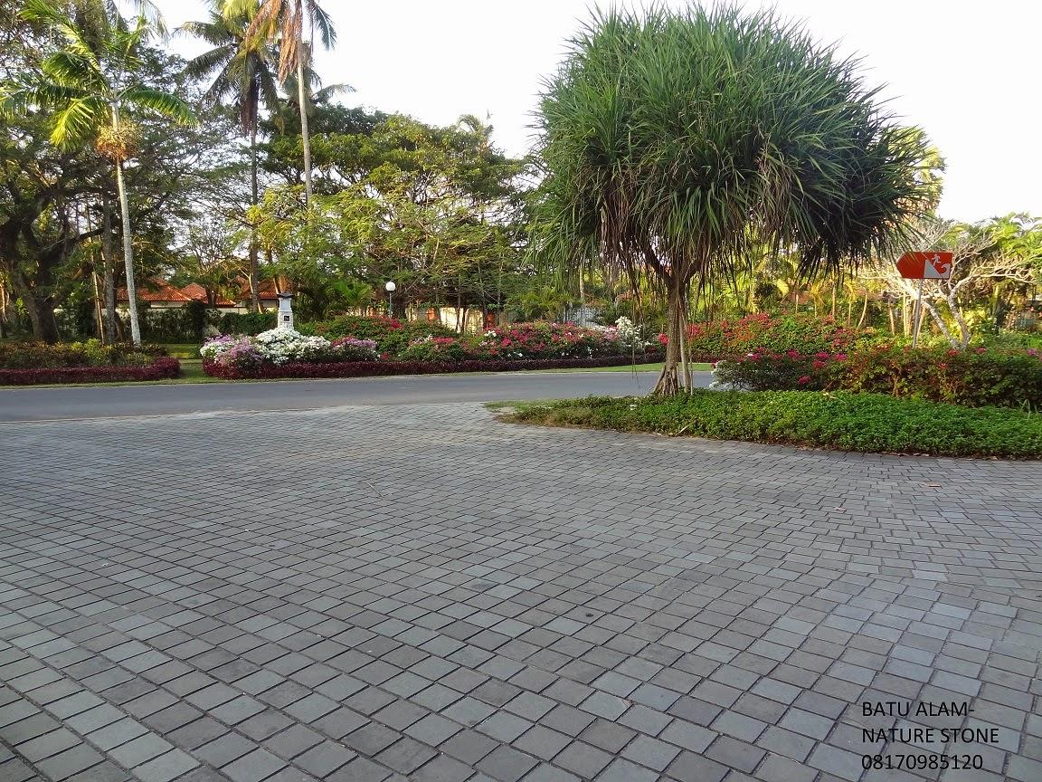 Jenis Batu Alam Lombok Andesit