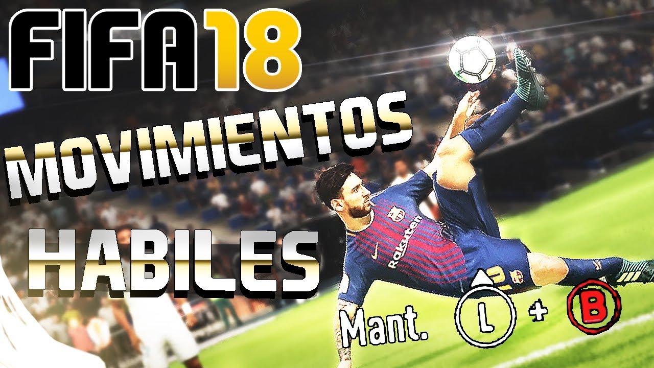 Fifa 2018 Todos Los Trucos Y Movimientos Juegos Frix