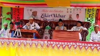 Laskar FPI Kawal Ulama Karismatik Aceh Abu Paya Pasi Dan Abati Babah Buloh Serta Sukseskan Zikir Akbar