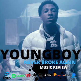 YoungBoy Never Broke Again Make No Sense Music Review