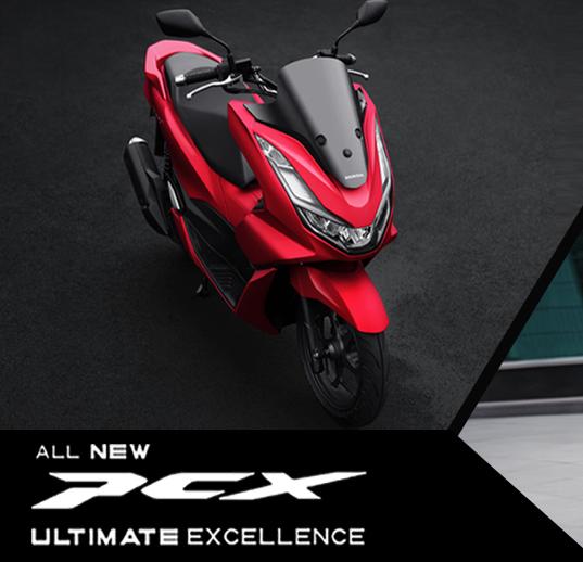 Pilihan Warna All New PCX 2021