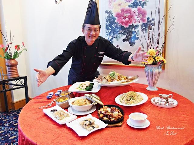 Tung Yuen Chinese Restaurant Halal Chef Patrick Ng