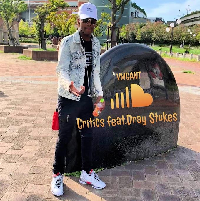 Rapper VMG-ANT Drops Dark Trap Track, 'Critics' Ft. Dray Stokes