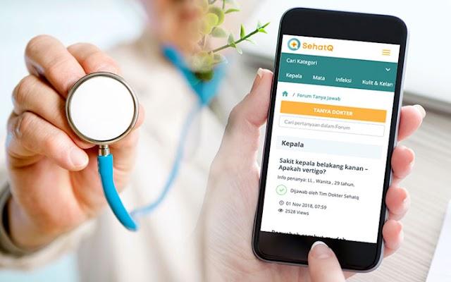 SehatQ.com Memberikan Pelayanan Medis Yang Cepat