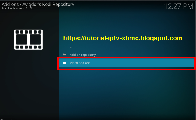 Playlist Loader Addon Kodi avigdork's Repo - New Kodi Addons Builds 2019